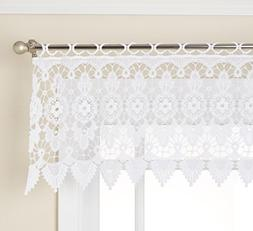Lorraine Home Fashions 01106-V-00001 Medallion Tailored Wind