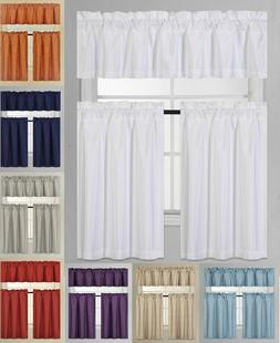 1 Set Thermal Insulated Foam Lined Blackout Kitchen Window C