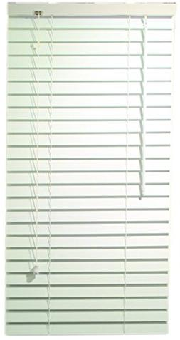 Designer's Touch 2464711 2-Inch Faux Wood Blind Crown Valanc
