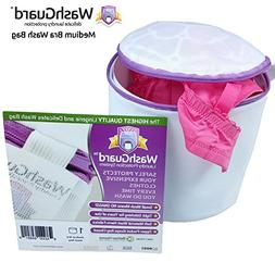 WashGuard Bra Wash Bag for Laundry - Double Layer Mesh Prote