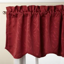 LORRAINE HOME FASHIONS Whitfield 52-inch by 18-inch Scallope