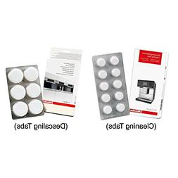 Miele Coffee Machine Cleaning Tablets  & Descaling Tablets