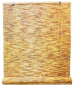 Radiance 0360486 Natural Reed Woven Light Filtering Roll Up