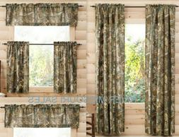 RealTree Xtra Camo Curtain Panels, Tiers, Sets of 2 And/Or V