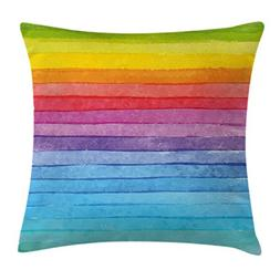 Ambesonne Abstract Decor Throw Pillow Cushion Cover by, Rain