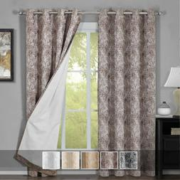 Bali Grommet Top Blackout Curtains Thermal Insulated Window