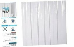 Bathroom Shower Curtain Liner Clear Heavy Duty Waterproof 72
