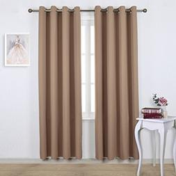 NICETOWN Bedroom Blackout Curtains and drapes - Window Treat