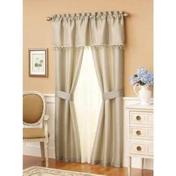 Better Homes And Gardens Curtains 5 Piec
