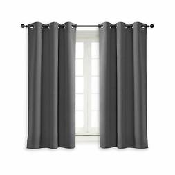 blackout curtain blind for bedroom thermal insulated