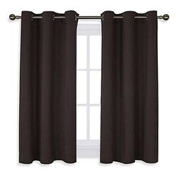 NICETOWN Blackout Curtain Panels for Bedroom Window, Triple