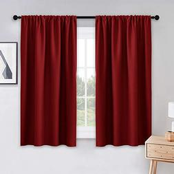 PONY DANCE Blackout Window Curtains - Home Decorative Bedroo