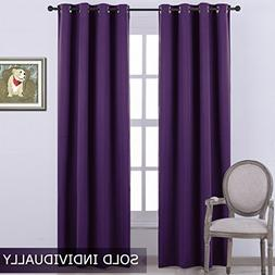 NICETOWN Blackout Window Curtain Short -  Home Fashion Therm