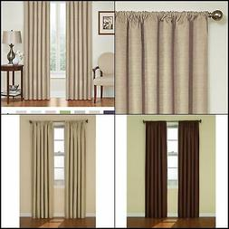 Blackout Curtains Blinds Eclipse Thermal Curtain Single Pane