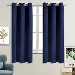 Blackout Curtains For Bedroom Grommet Thermal Insulated Room