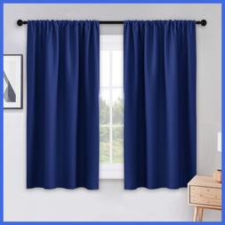 Blackout Curtains For Kitchen Light Blocking Thermal Insulat