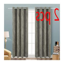 Alice Brown Blackout Curtains Panels for Bedroom,Window Trea