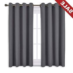 Blackout Curtains Panels for Bedroom Window Treatment Therma