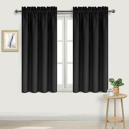 DWCN Blackout Curtains Thermal Insulated Energy Saving Bedro