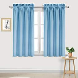 DWCN Blackout Curtains for Living Room, Room Darkening Therm