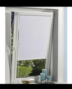 Blackout Roller Shades UV Protection White Blackout Blinds 2