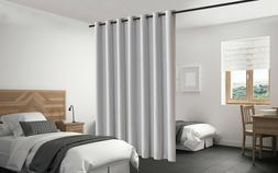 Blackout Room Divider Curtain Panel Privacy Screen Thermal I