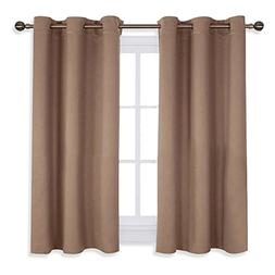 NICETOWN Blackout Window Curtains and Drapes for Kitchen, Wi