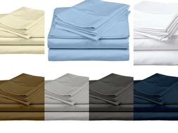 Bombay Dyeing Pillow Sheet Set 600 TC Cotton Multi Color and