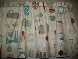 Cannning Jar Apples Country Farm kitchen Farmhouse fabric cu