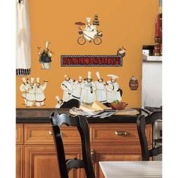 Chefs Peel and Stick Wall Decal