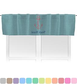 RNK Shops Chic Beach House Valance - Unlined