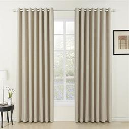 IYUEGO Wide Curtains 120Inch-300Inch for Large Windows Class