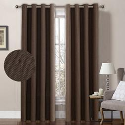 H.VERSAILTEX Classical Grommet Top Room Darkening Thermal In