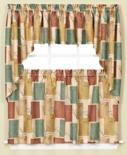 """Closeout! Saturday Knight Tranquility 58"""" x 13"""" Valance Bedd"""