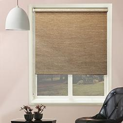 Chicology Continuous Loop Beaded Chain Roller Shades / Windo