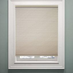 Cordless Cellular Shade, 48 W x 72 H, Whisper Almond, Cellul
