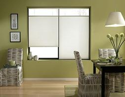 Cordless Top Down Bottom Up Cellular Honeycomb Shades, 43W x
