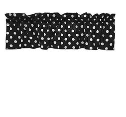 lovemyfabric Cotton White Polka Dots/Spots Design Kitchen Cu