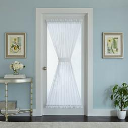 Better Homes and Gardens Crushed Voile Door Curtain Panel, 5