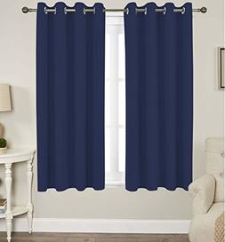 Tiny Break Curtains for Living Room and Bedroom, Made of 100