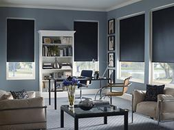 Shades 369 Custom Size Interior Roller Shades Inside Mount W