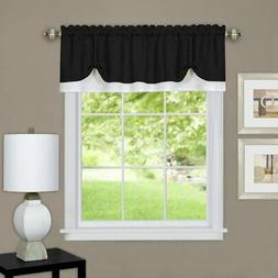 Achim Darcy Window Curtain Valance