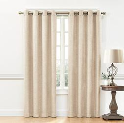 Regal Home Collections Denver 54-Inch X 84-Inch Blackout Gro