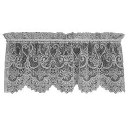 Heritage Lace English Ivy 60-Inch Wide by 22-Inch Drop Valan