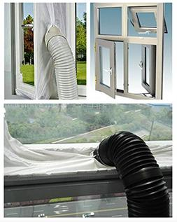 MorningRising Flexible Cloth Sealing Plate Window Seal for P