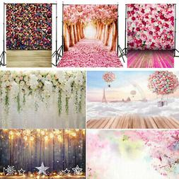 Flower Wall Photo Video Photography Studio Muslin Backdrop B