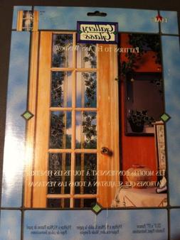 Gallery Glass Patterns to Fit Any Window - Ivy