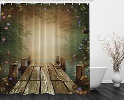Going Away Gifts Fairy Tale Wooden Floating Dock Imaginary W