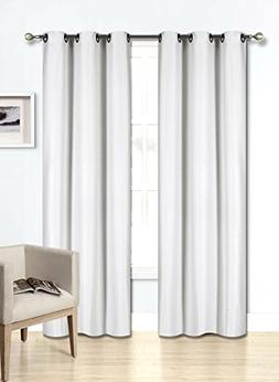 Midwest  Different Colors and Sizes1 Panel Drape Window Trea