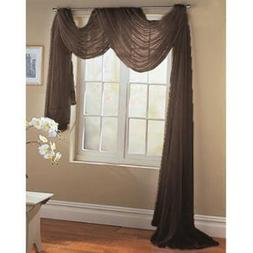 GorgeousHomeLinenDifferent Colors & Sizes 1 Sheer Panel or 1